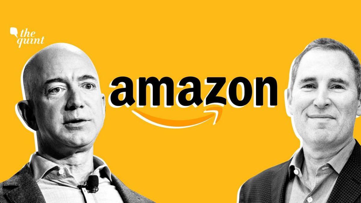 Figure 1: Jeff Bezos and Andy Jessy.