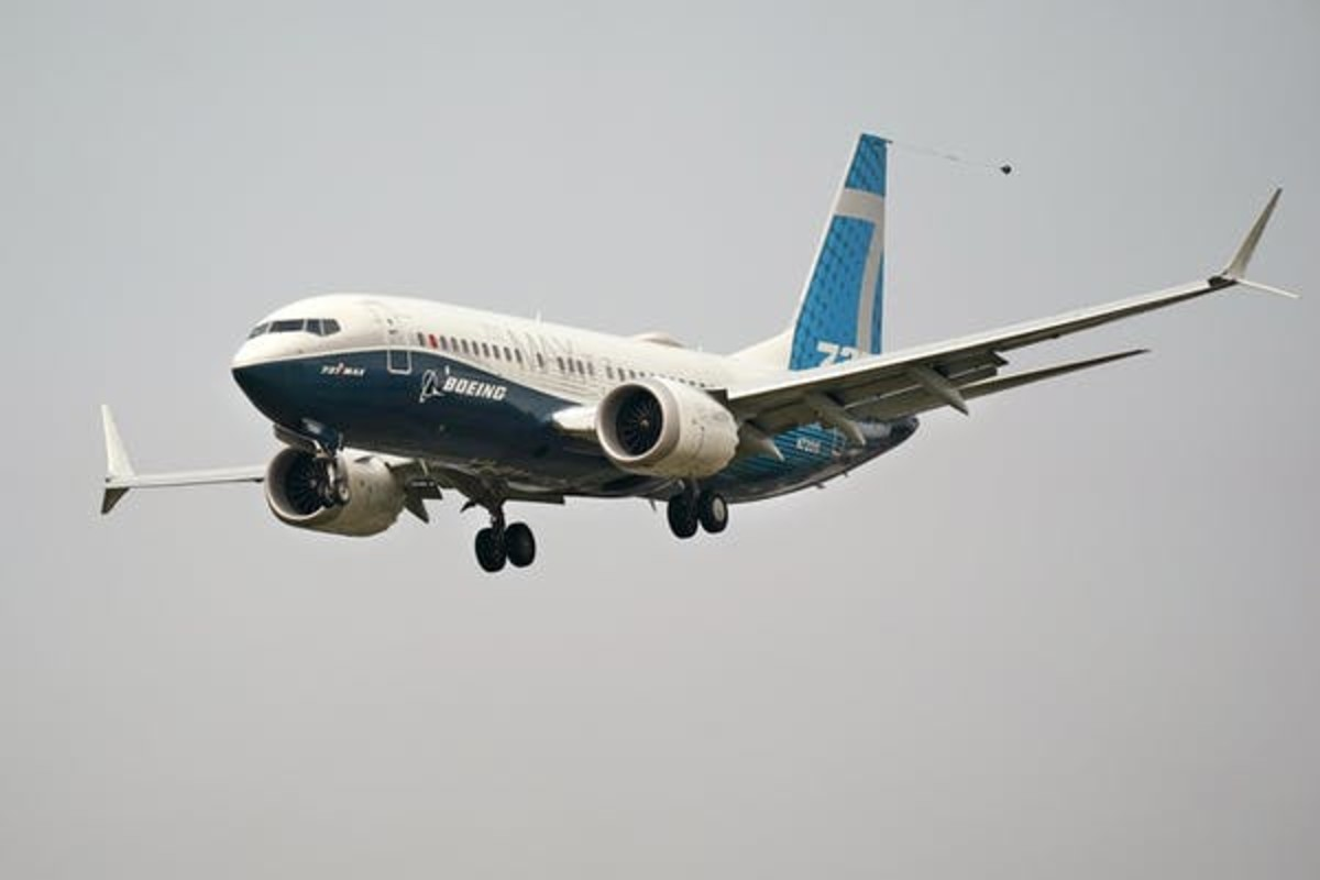 The Boeing 737 Max fiasco resulted from engineering and business decisions that put efficiency ahead of resilience. AP Photo/Elaine Thompson