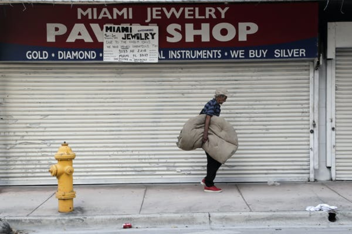 Free markets can be efficient and at the same time bad for society as a whole. AP Photo/Lynne Sladky