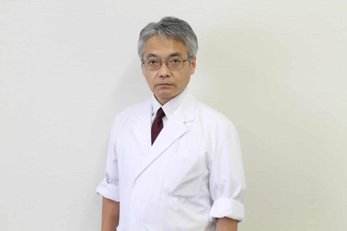 Tachikawa Sougo Hospital director Dr. Masaya Takahashi.