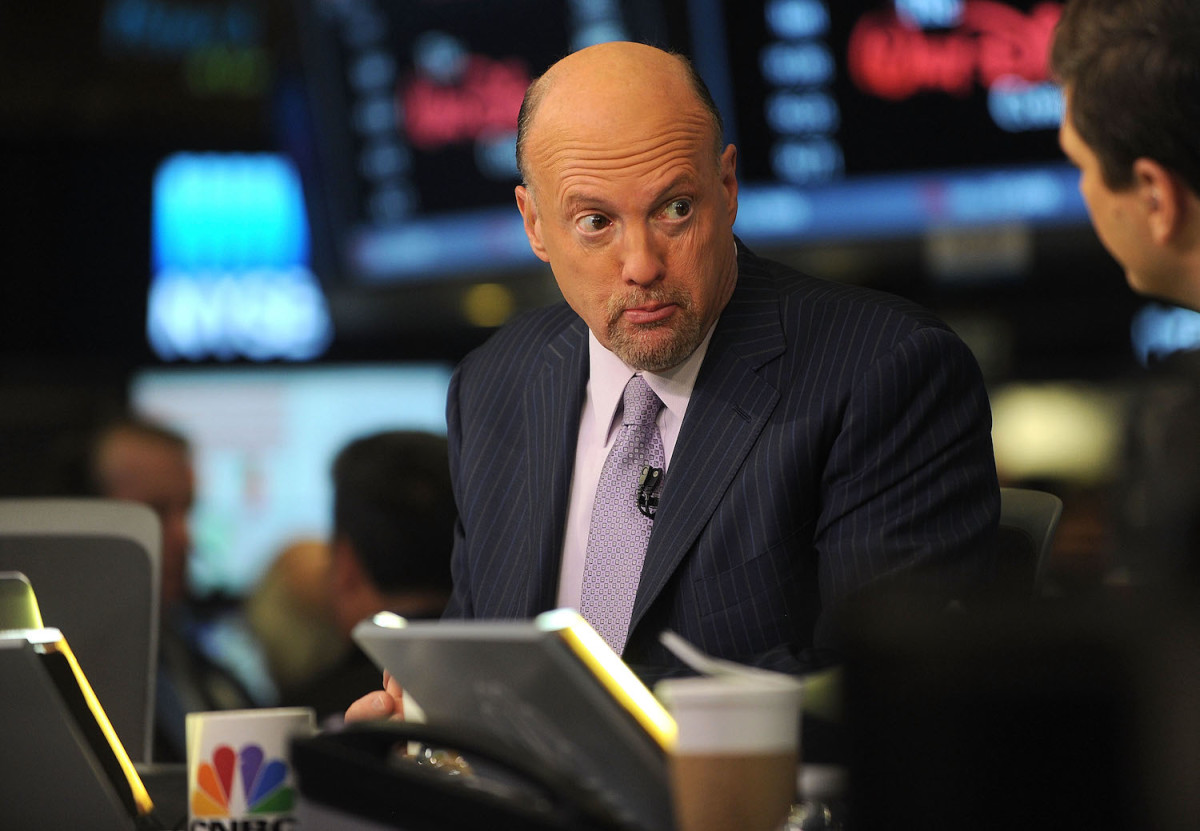 Figure 4:TheStreet's and Mad Money's Jim Cramer.