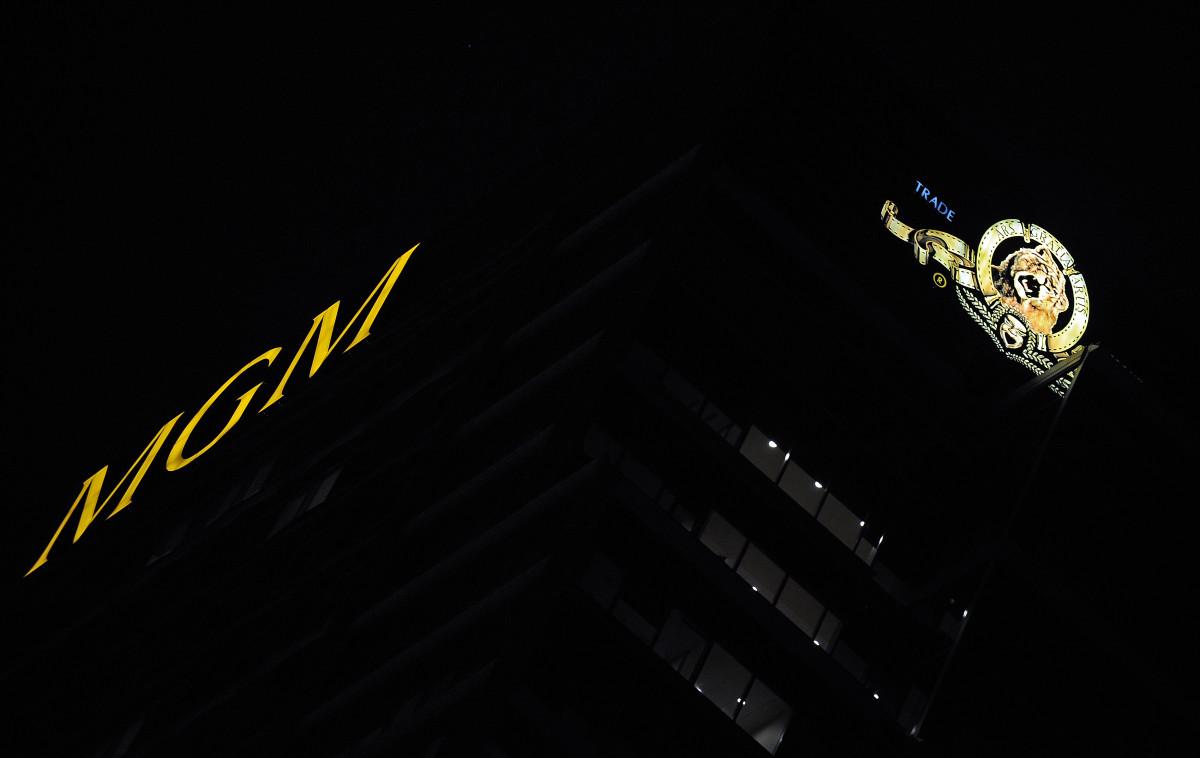 Figure 2: MGM Studios HQ in Las Vegas, NV.