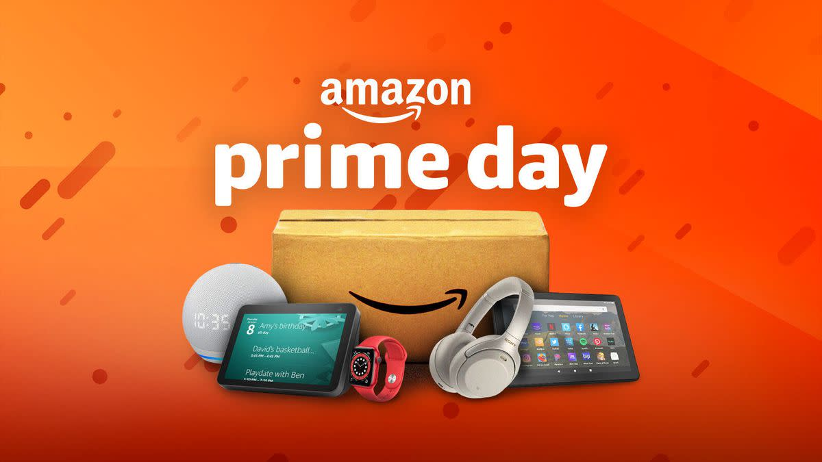 Figure 1: Amazon's Prime Day will likely take place on June 21 and 22.