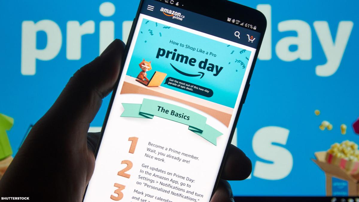 Figure 3: Amazon's Prime Day.