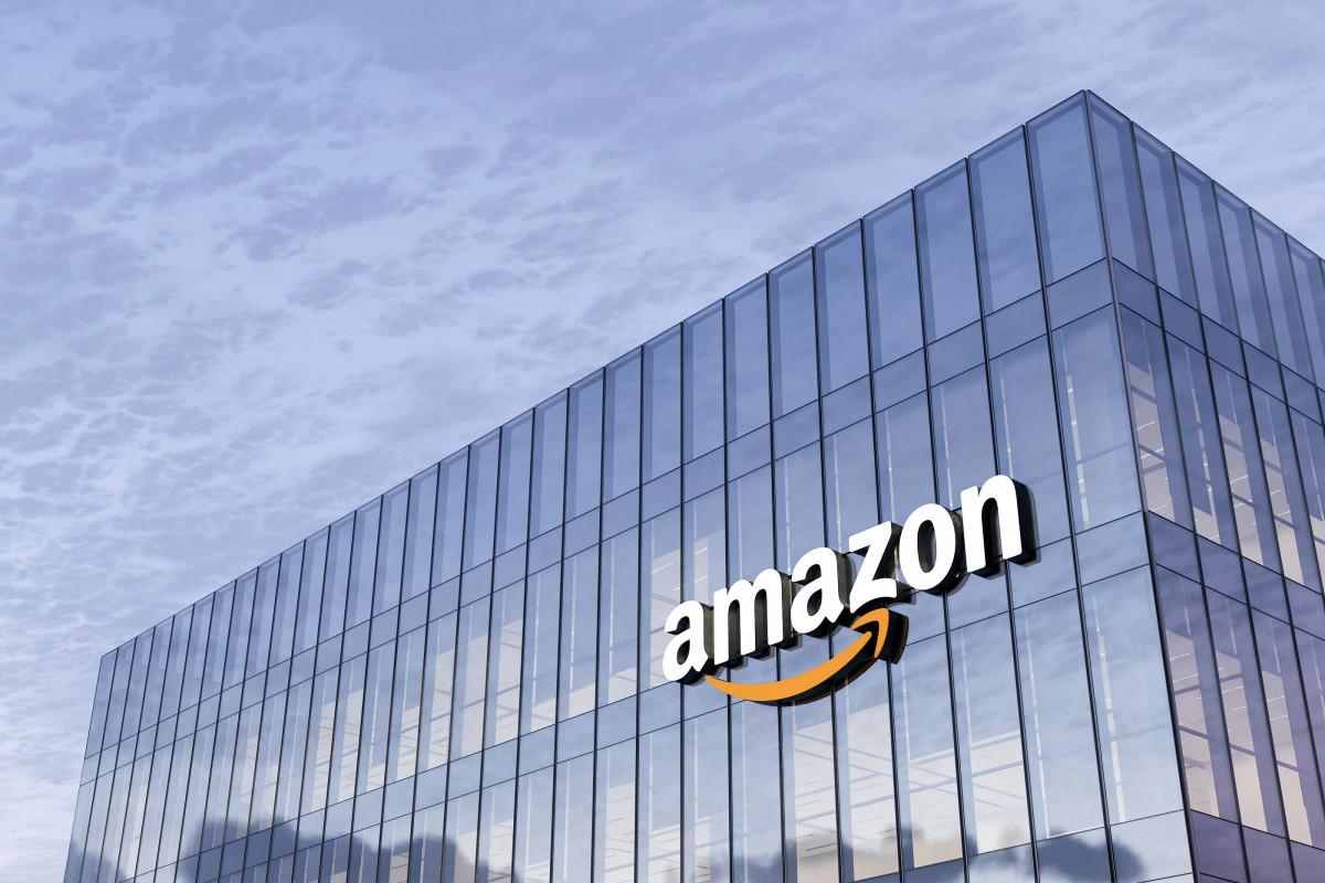 Figure 1: Amazon's building in Seattle, WA.