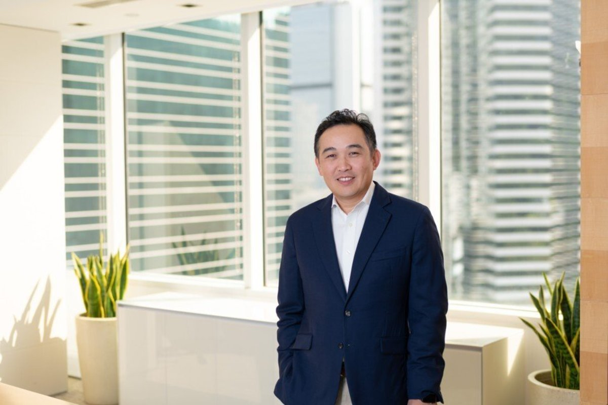 David Hui, Hong Kong partner in charge of Heidrick & Struggles and regional managing partner for the company's Asia-Pacific and Middle East industrial practice Photo: Handout