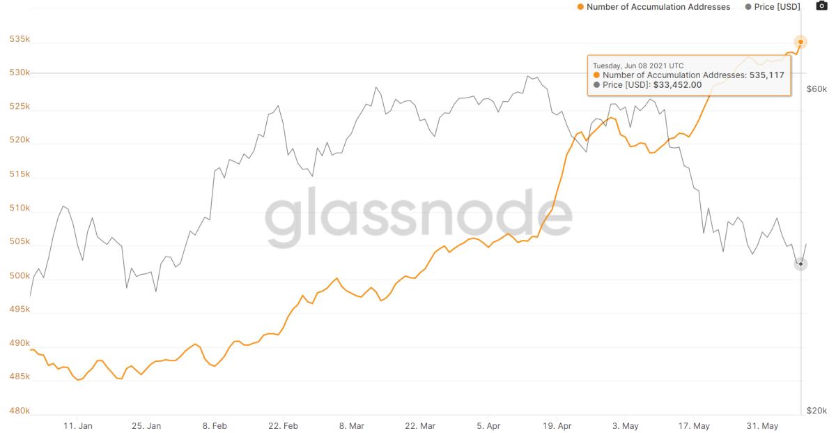 https://studio.glassnode.com/metrics?a=BTC&category=&m=addresses.AccumulationCount&s=1609481936&u=1623196800&zoom=