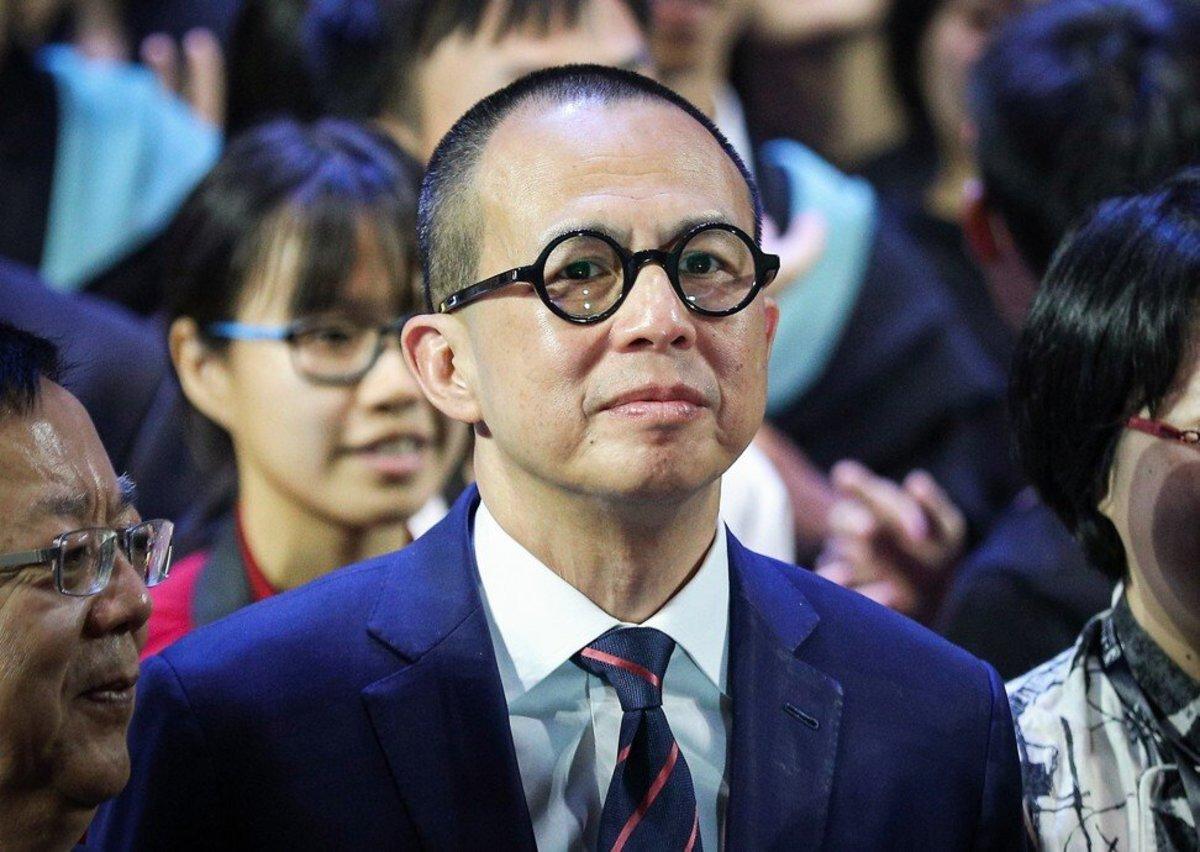 Hong Kong billionaire Richard Li Tzar-kai. Photo: Getty Images