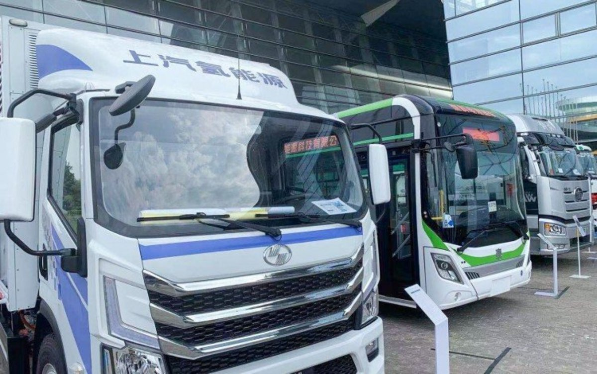 China's Carbon Neutral Goal: Shanghai Aims To Have 10,000 Hydrogen-powered Cars On Roads In 2023