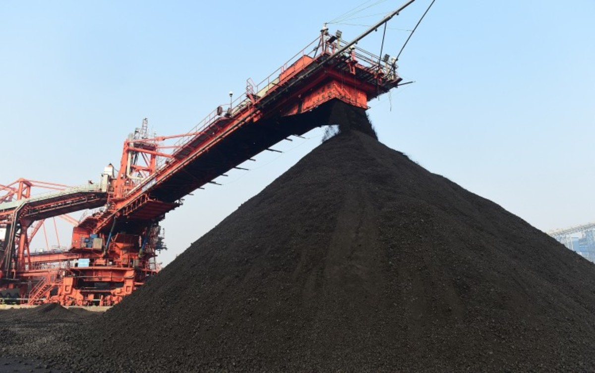 China Weighs Price Caps On Coal As Supply Shortage Sends Energy Prices Soaring