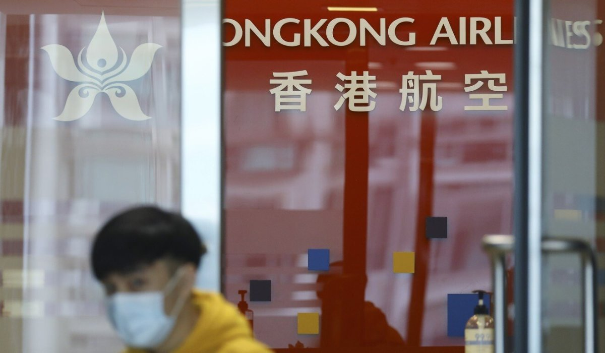 Hong Kong Airlines sent an internal memo to staff on Wednesday, stating it was in 'critical survival mode'. Photo: Dickson Lee