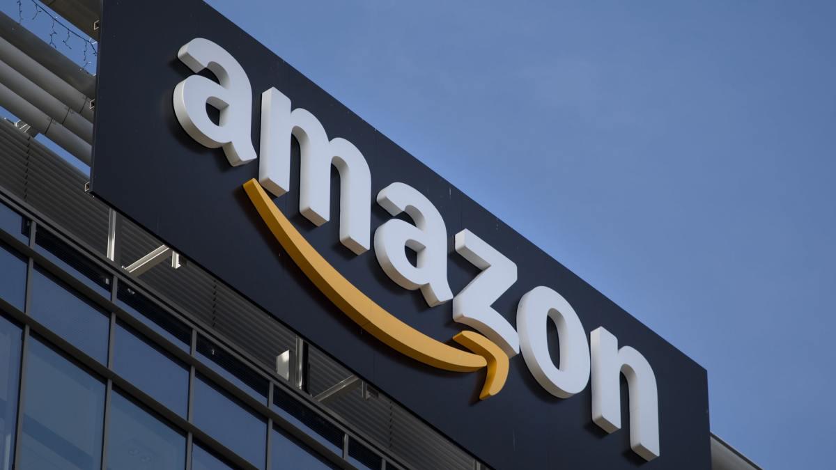 Figure 1: Amazon logo.