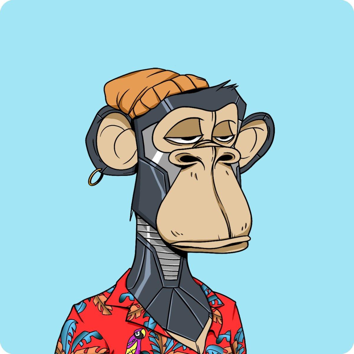 Josh Ong's Bored Ape