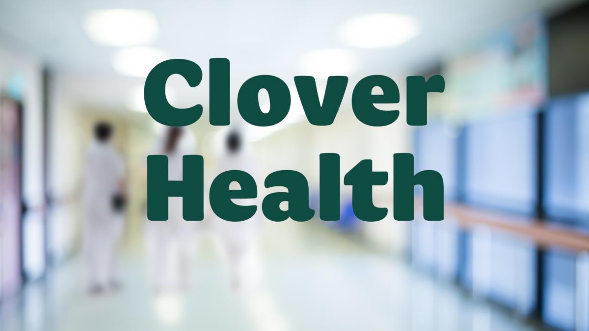 Figure 1: Clover Health logo.