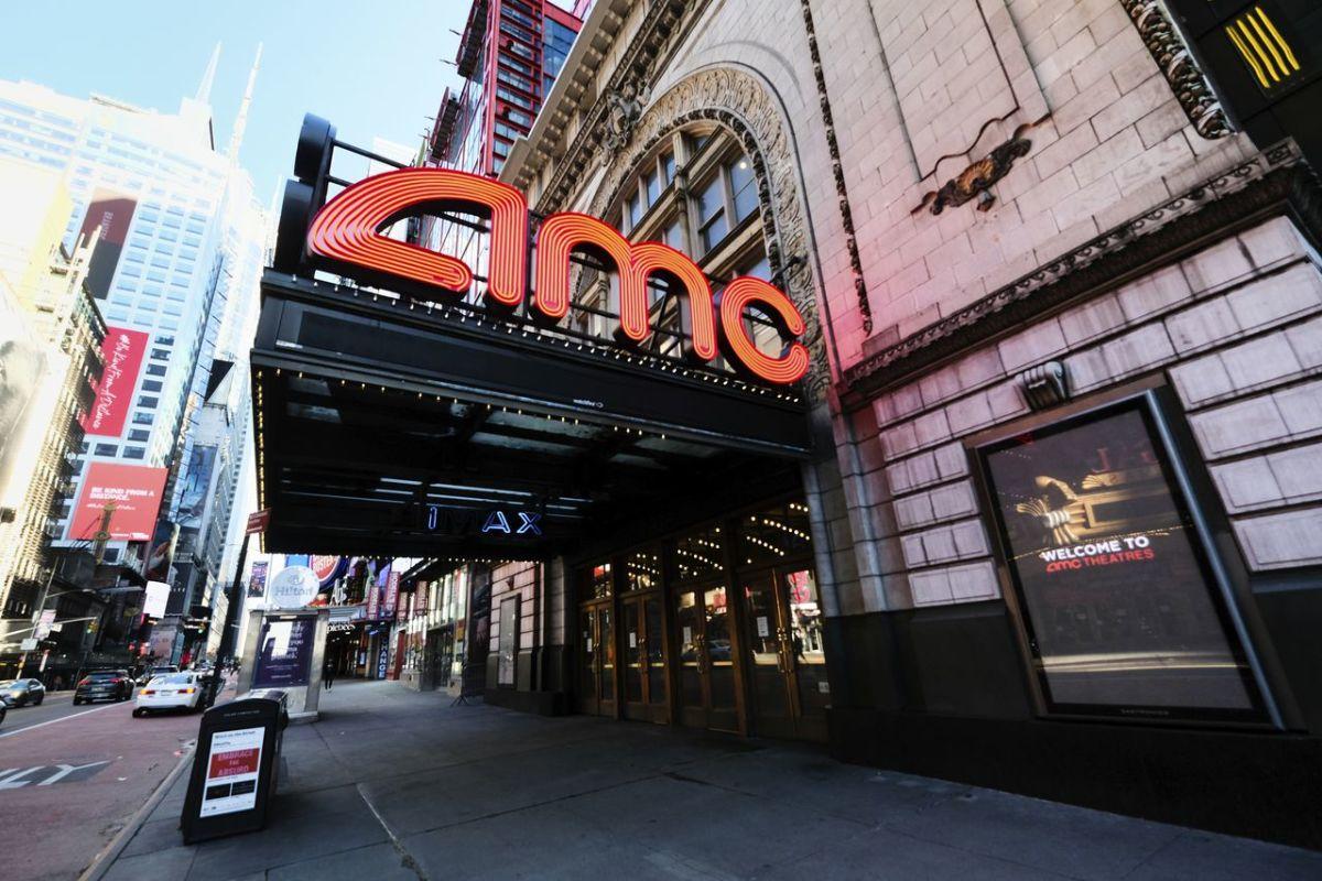 Figure 1: AMC theater.