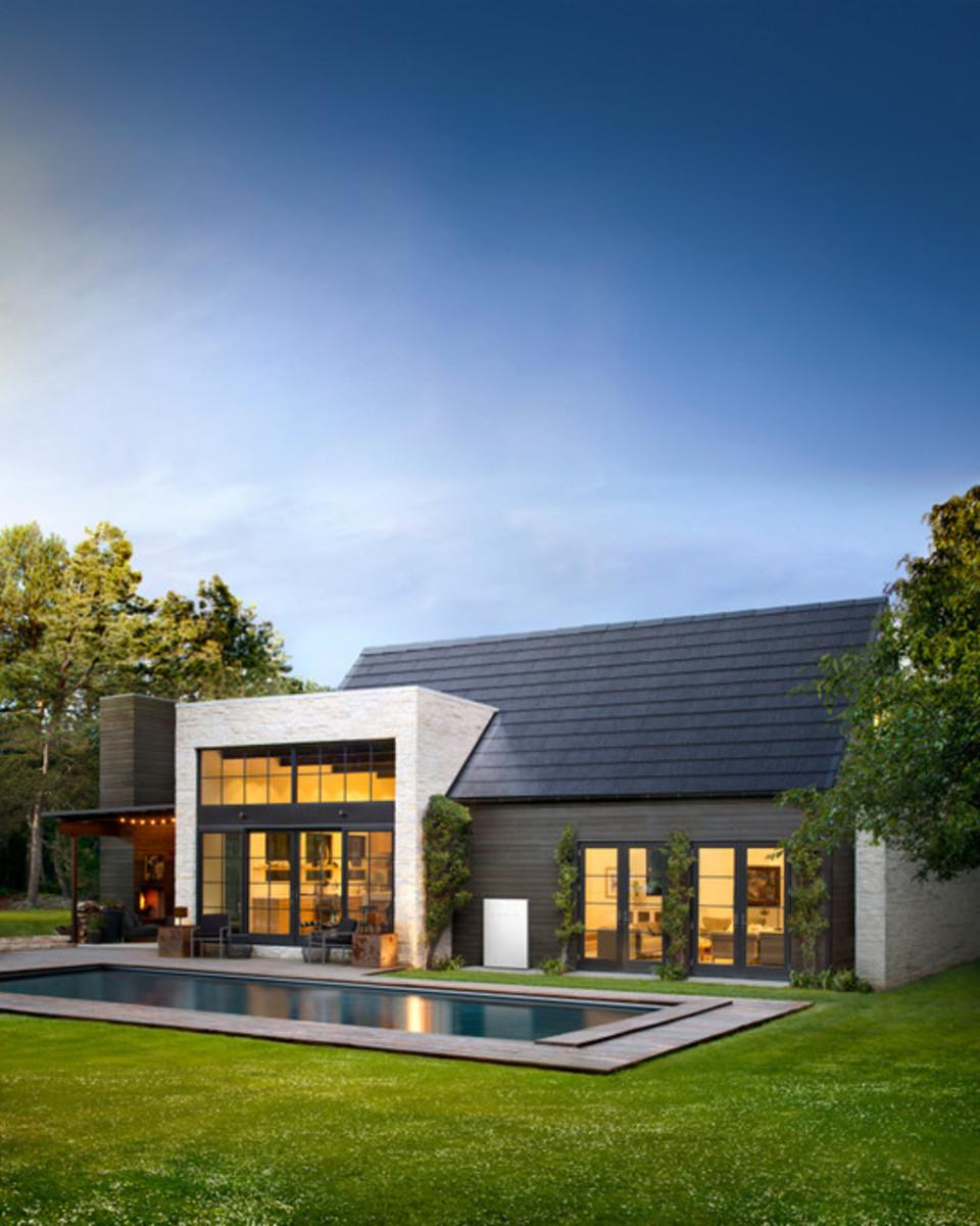 Featuring: Tesla Solar Roof