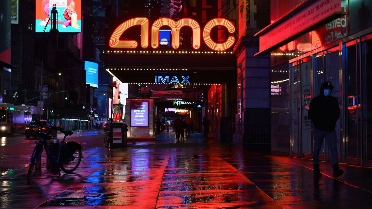 Figure 1: AMC IMAX theater.