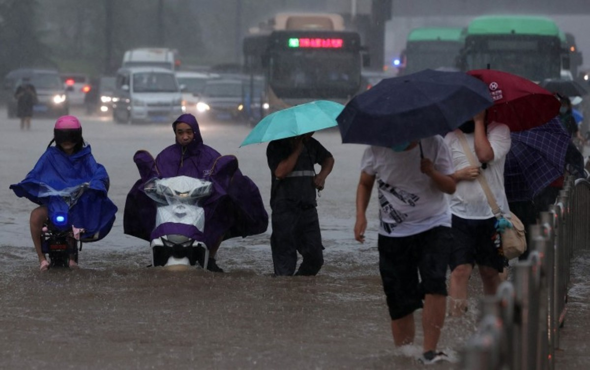 Floods In Central China: Alibaba, Tencent, ByteDance And Meituan Rush To Donate To Relief Efforts