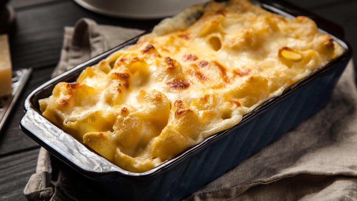 Mac & Cheese Lead