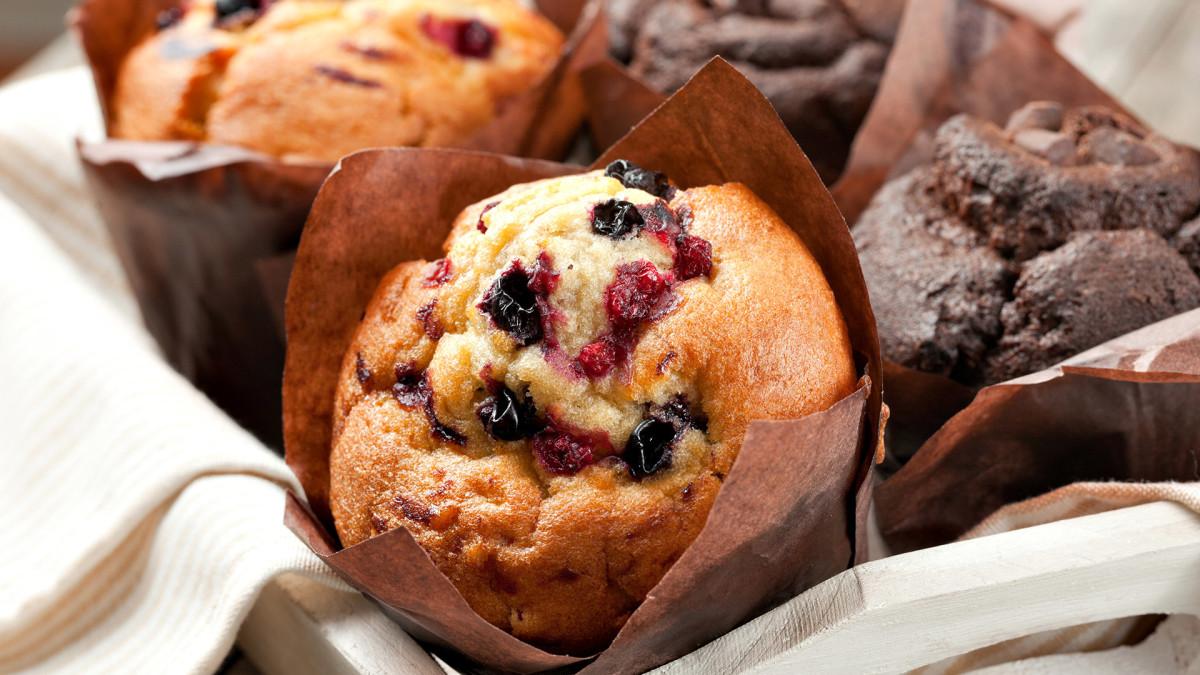 Muffins Lead