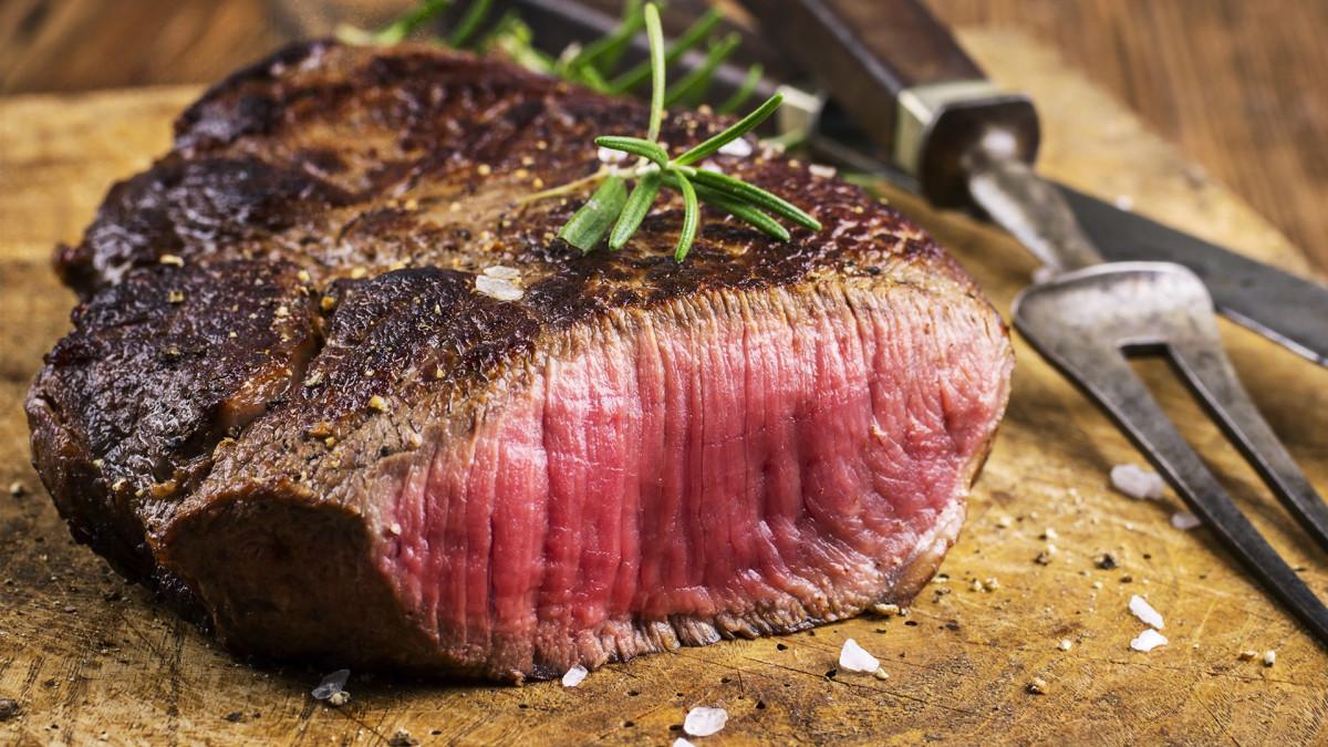 Red Meat Steak Lead