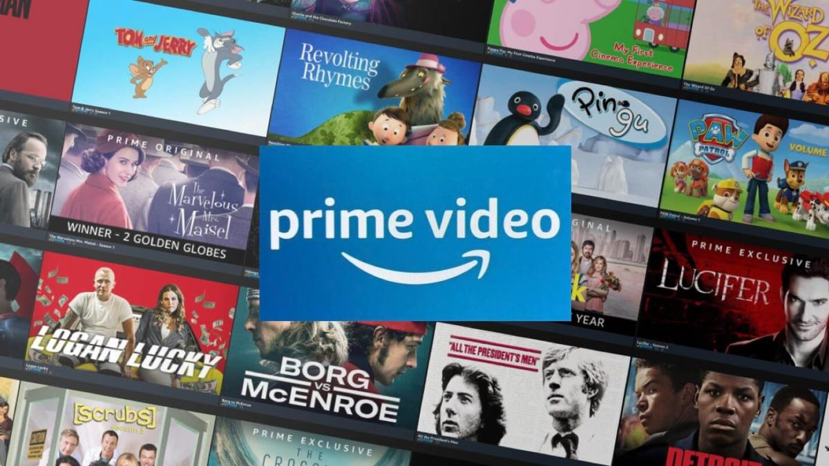 Figure 1: Amazon Prime Video.