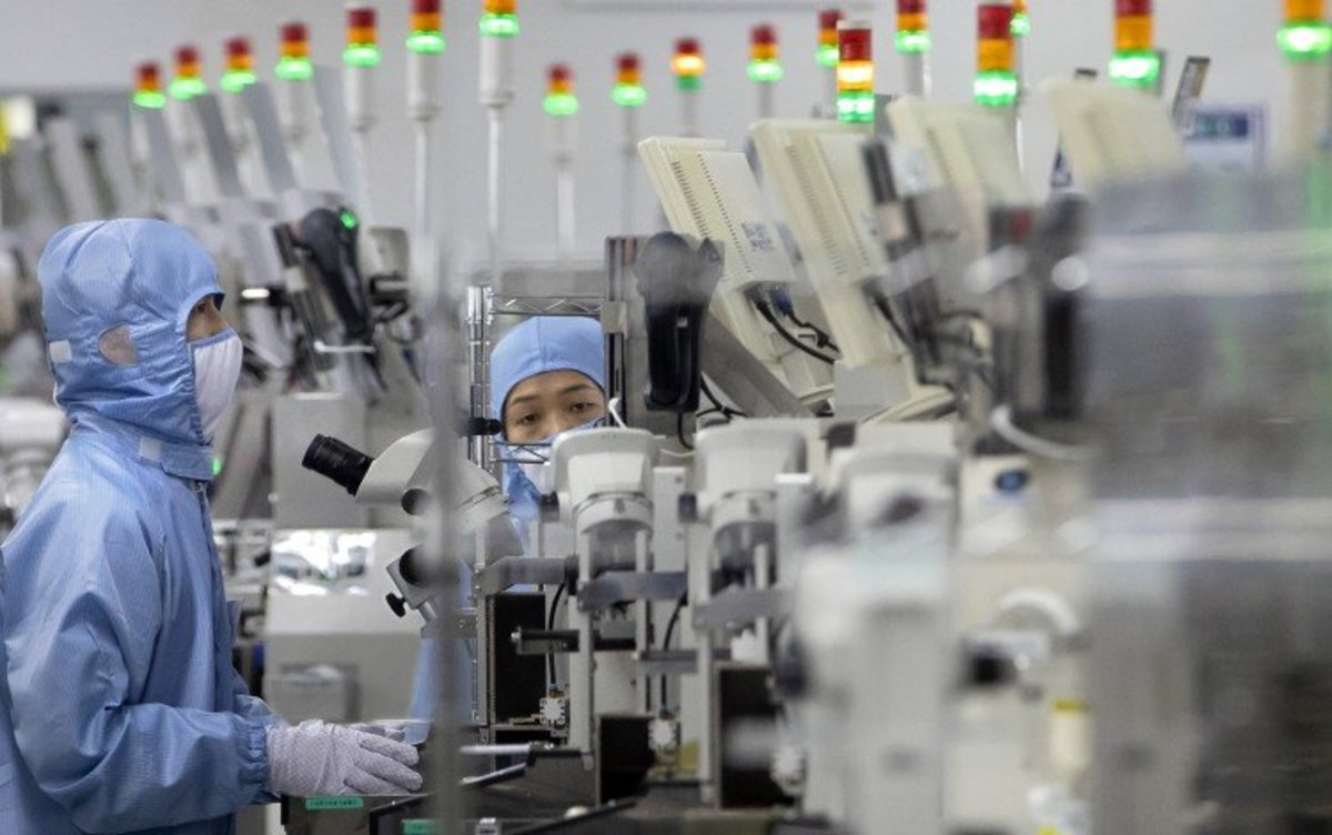 US-China Tech War: Beijing Calls On Chinese Firms To 'seize Overseas Opportunities' In Race For Self-reliance