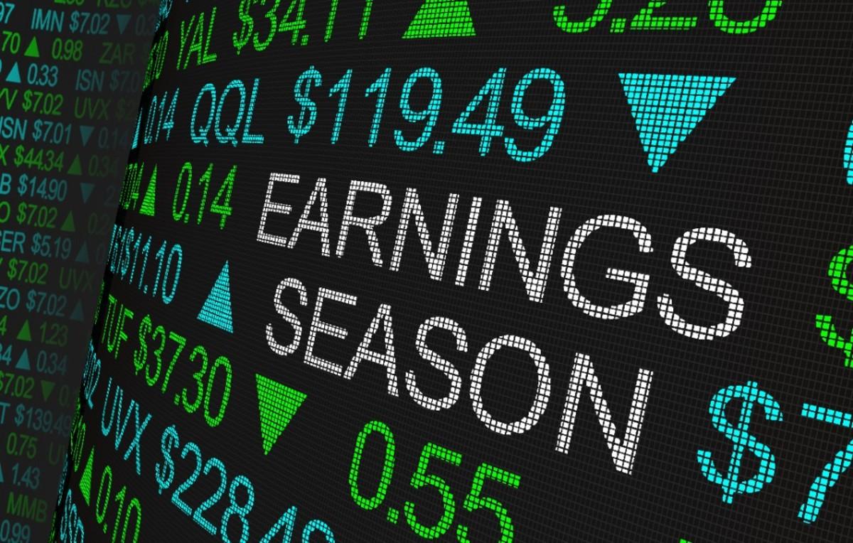 Figure 1: Earnings season pannel.