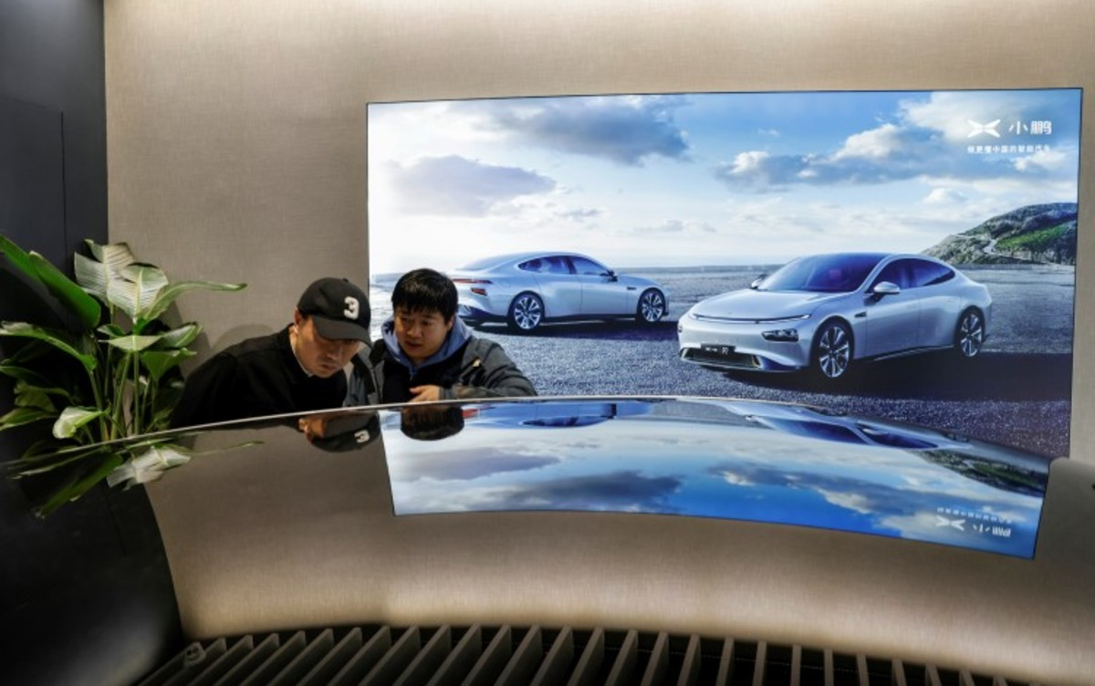 Tesla's Chinese Rivals Xpeng And Li Auto Sell Record Cars In July As Competition Heats Up In The World's Largest EV Market