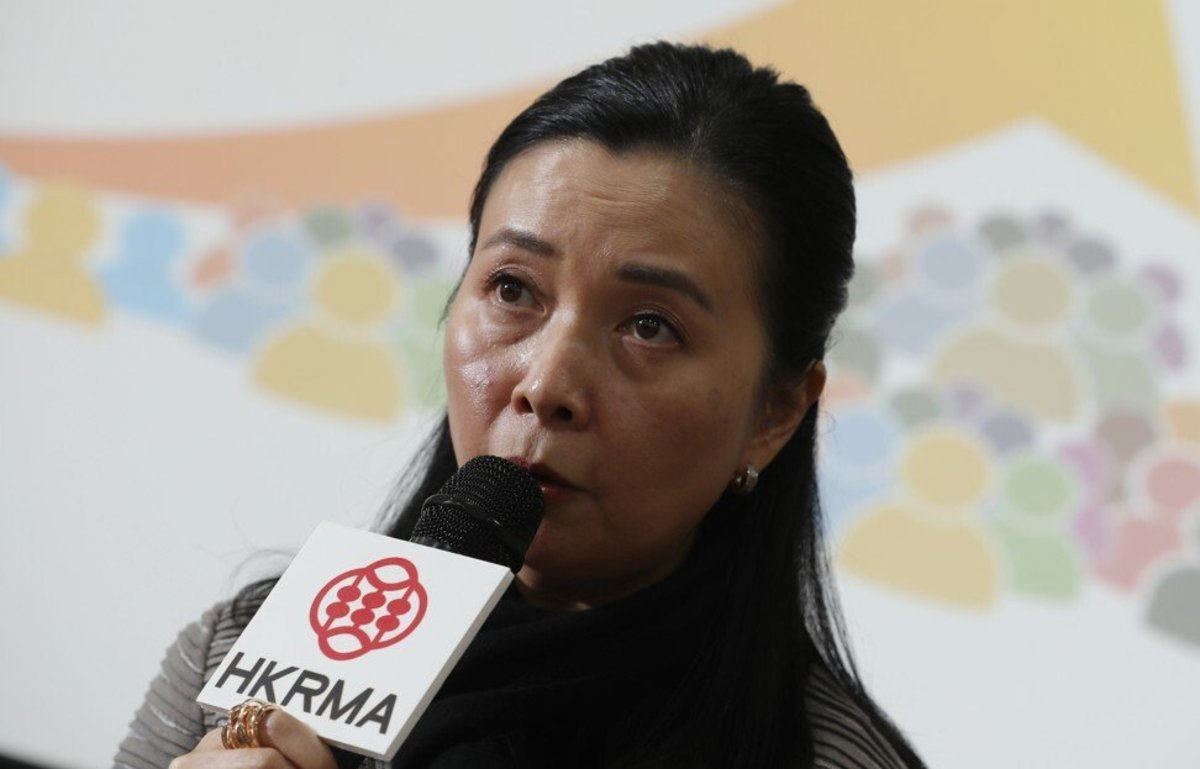 Annie Tse Yau On-yee, chairwoman of the Hong Kong Retail Management Association. Photo: Edward Wong