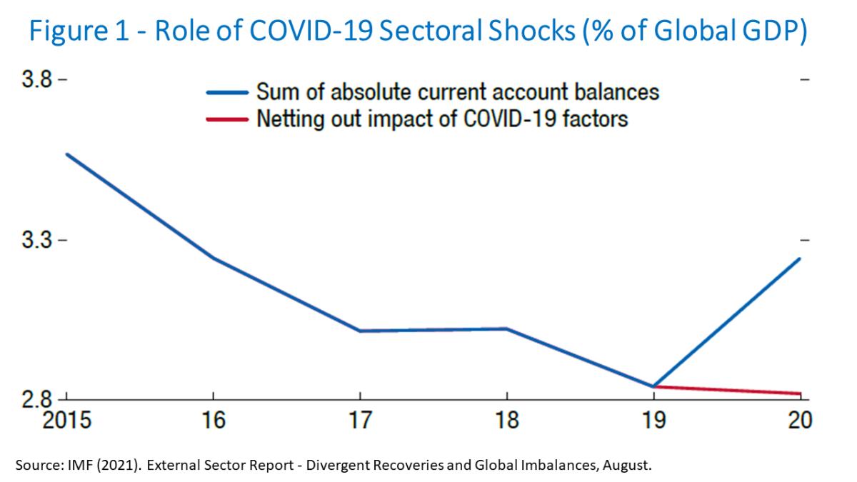 Global Imbalances and the Pandemic Aug 2021 Figure 1
