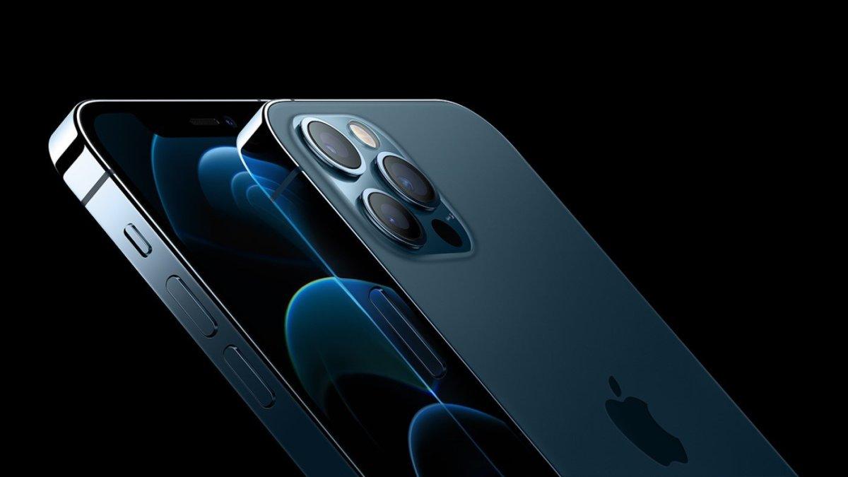 Figure 1: Apple's iPhone 12 model.