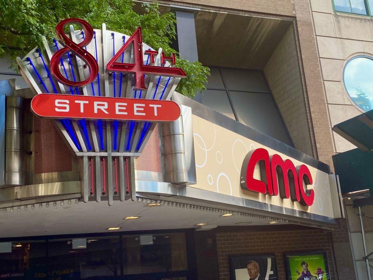 Figure 1: AMC 84th Street 6 in New York, NY.