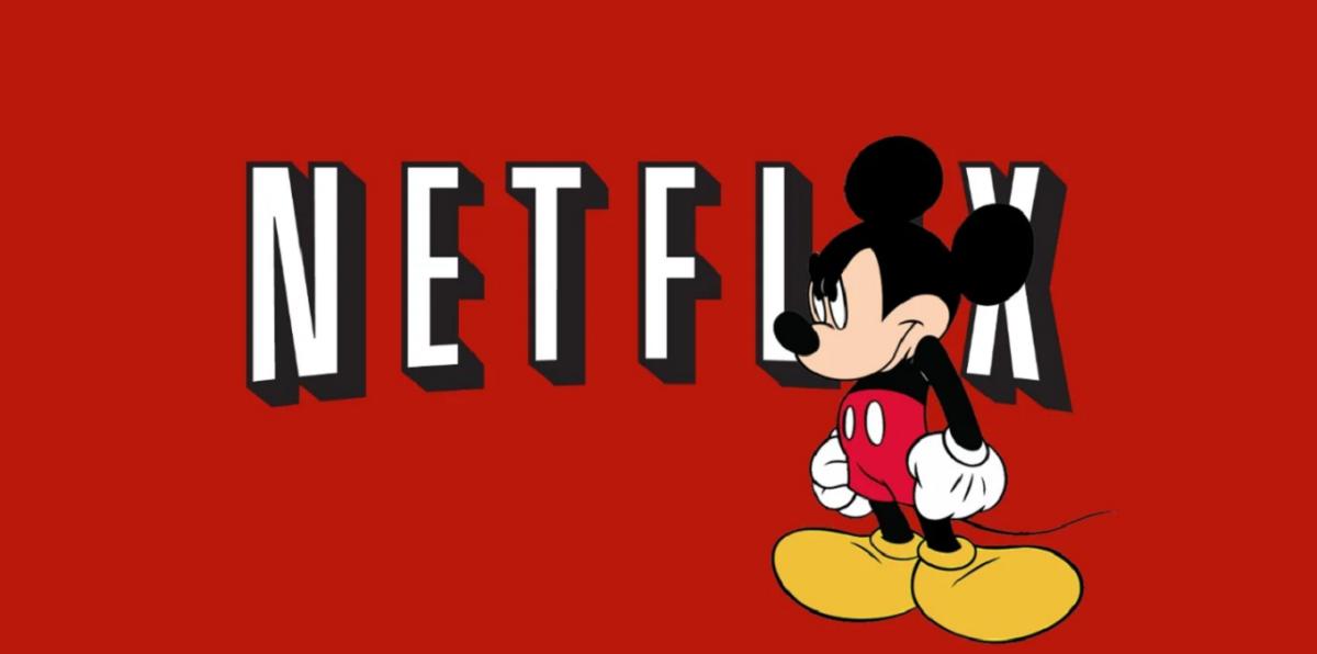 Figure 1: Netflix vs. Disney.