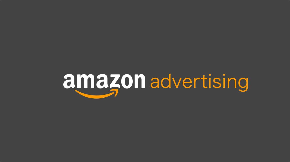 Figure 1: Amazon Advertising logo.