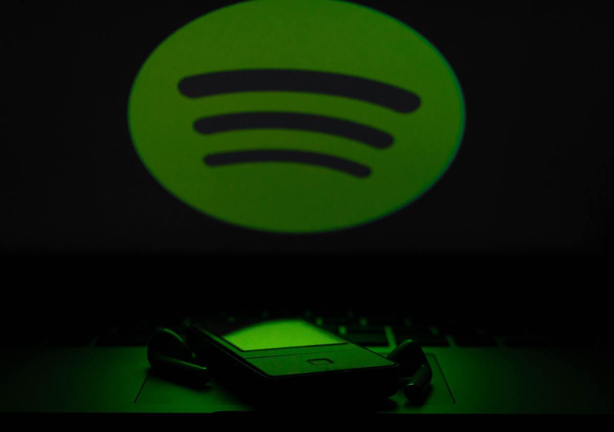 Figure 1: Spotify logo.