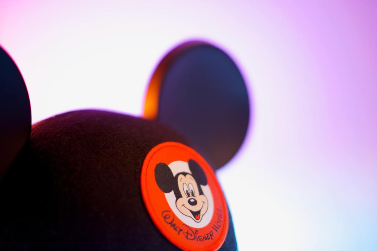 Figure 1: Walt Disney's Mickey Mouse hat.