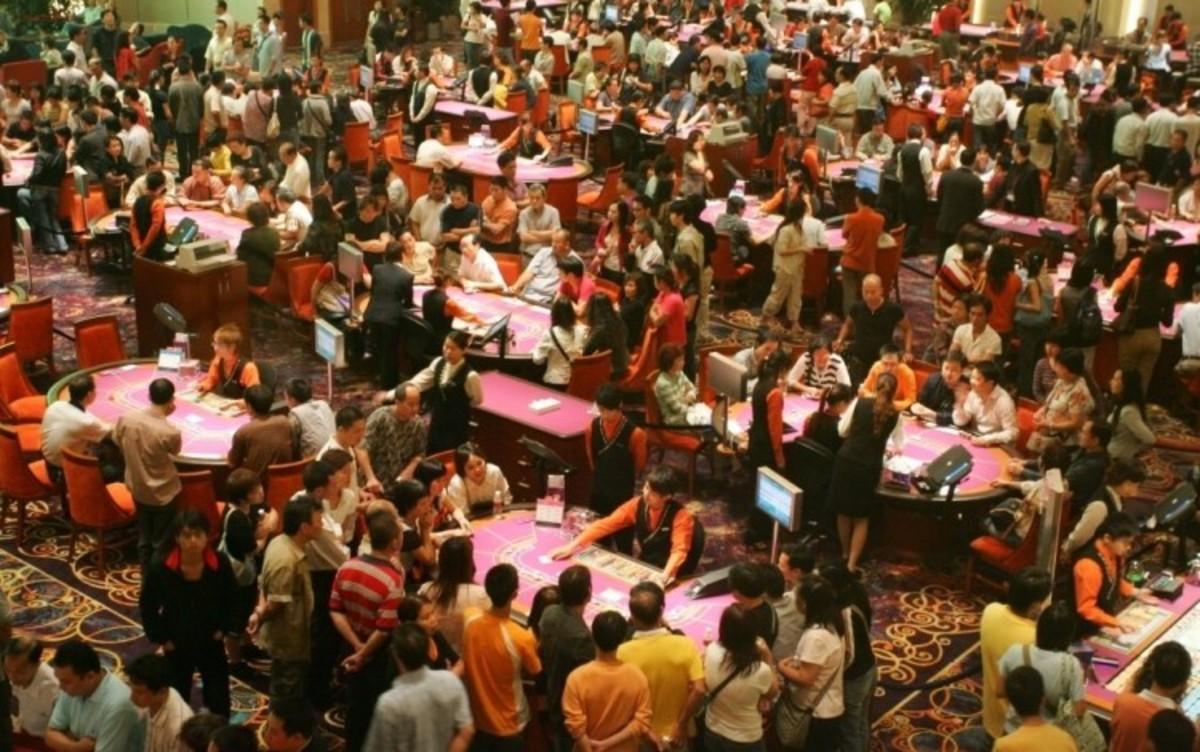 Macau's Casino Stocks Tumble In US$13 Billion Wipe-out On Plans To Overhaul The World's Gambling Hub