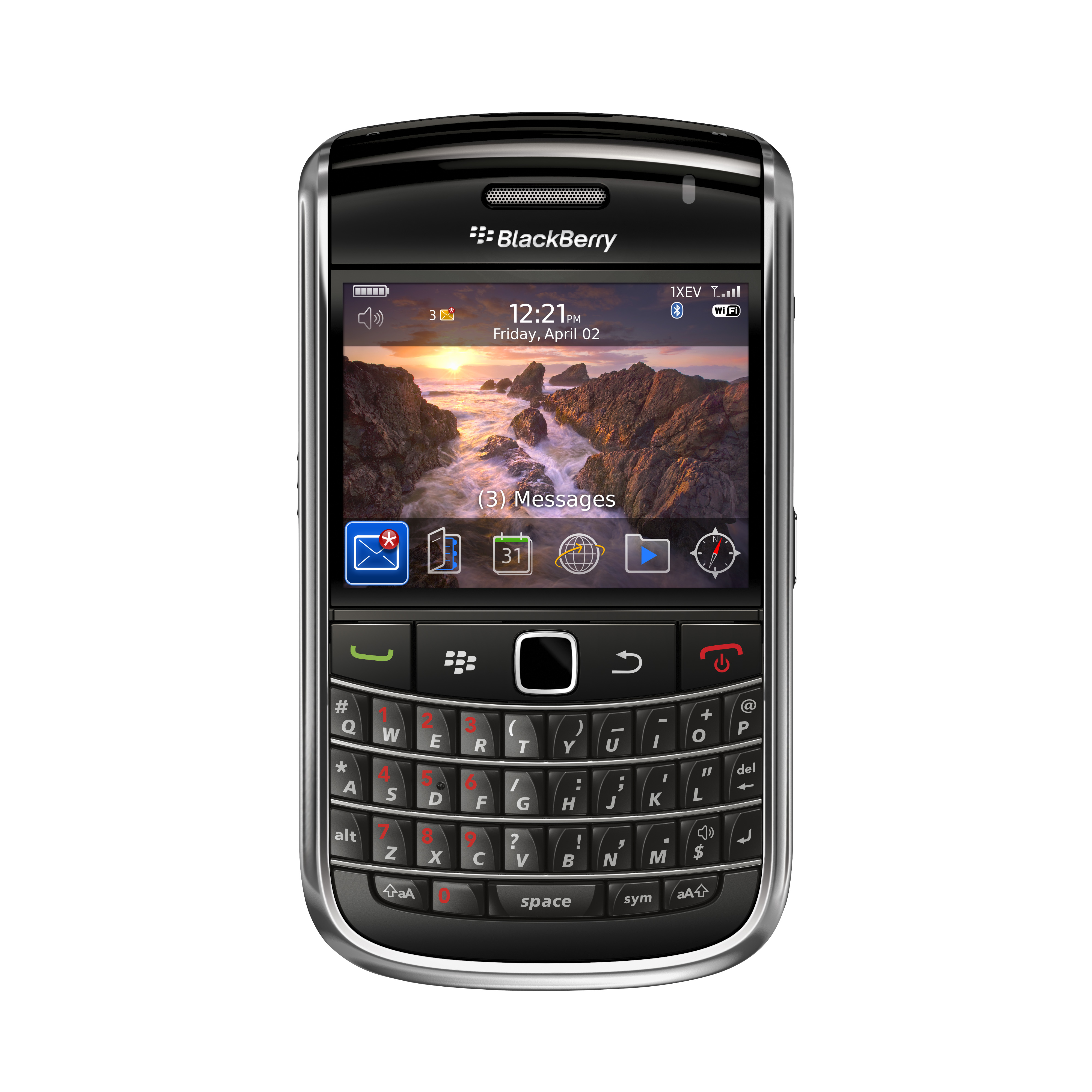 what is the latest blackberry bold want