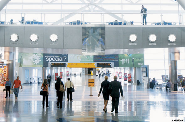 4 most beautiful u s  airport terminals