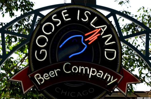 Craft Brewers Alliance Anheuser Busch