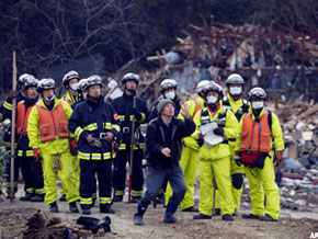 Japanese Earthquake and Tsunami - March 11, 2011