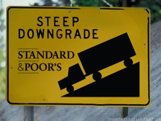 S&P Downgrades U.S. Debt