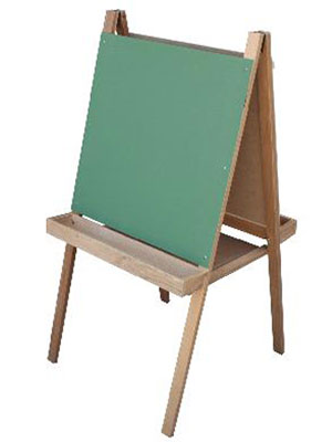 Lead paint on kids' easels