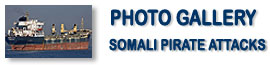 Somali Pirate Attacks