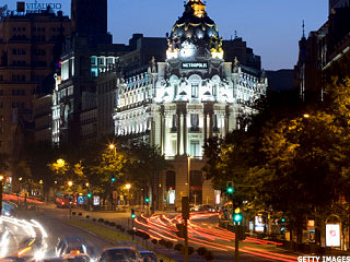 In Sultry Spain, Visiting the 'New' Madrid